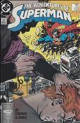 Adventures of Superman #445