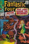 Fantastic Four (Vol. 1) #66  - 2nd printing