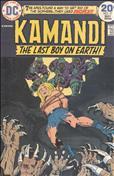 Kamandi, the Last Boy on Earth #17