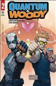 Quantum and Woody (4th Series) #2 Variation C
