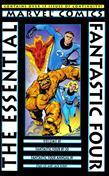 The Essential Fantastic Four #1