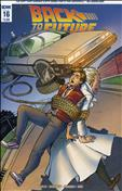 Back To The Future (IDW) #16