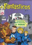 4 Fantásticos, Los (La Prensa) #72
