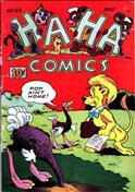 Ha Ha Comics #53