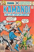 Kamandi, the Last Boy on Earth #46
