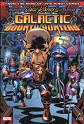 Galactic Bounty Hunters (Jack Kirby's…) Book #1 Hardcover