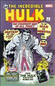 The Incredible Hulk #1 Variation B