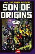 Son of Origins of Marvel Comics Book #1 - 2nd printing