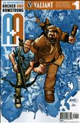 A&A: The Adventures of Archer & Armstrong #1 Variation A