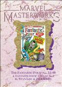 Marvel Masterworks: The Fantastic Four #4 Variation A