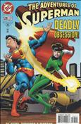 Adventures of Superman #538
