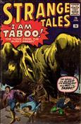 Strange Tales (UK Edition) #75