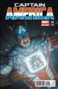 Captain America (7th Series) #5 Variation A