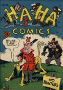 Ha Ha Comics #38