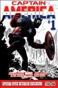 Captain America (7th Series) #1 Variation I