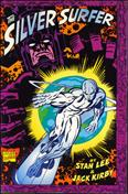 Silver Surfer (Fireside) #1  - 2nd printing