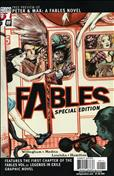 Fables #1  - 3rd printing