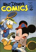 Walt Disney's Comics and Stories #49