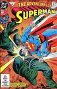 Adventures of Superman #497