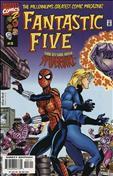 Fantastic Five #3