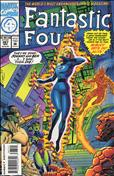 Fantastic Four (Vol. 1) #387 Special Cover