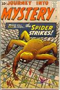 Journey into Mystery (1st Series) #73