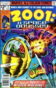2001, A Space Odyssey (UK Edition) #9