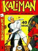 Kalimán El Hombre Increíble #1