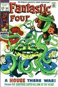 Fantastic Four (Vol. 1) #88