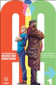 A&A: The Adventures of Archer & Armstrong #1 Variation B