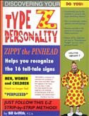 Zippy: Type Z Personality #1