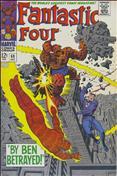 Fantastic Four (Vol. 1) #69
