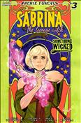 Sabrina the Teenage Witch: Something Wicked #3 Variation C