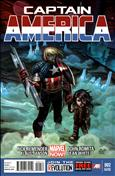 Captain America (7th Series) #2  - 2nd printing