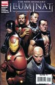 New Avengers: Illuminati (2nd Series) #1