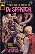 The Occult Files of Dr. Spektor #17 Variation A
