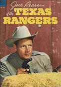 Jace Pearson of the Texas Rangers #3