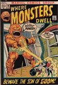 Where Monsters Dwell #16