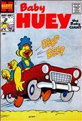 Baby Huey the Baby Giant #17