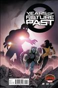 Years Of Future Past #1 Variation B
