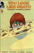 You Look Like Death: Tales From the Umbrella Academy #3 Variation A
