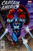 Captain America (1st Series) #700 Variation E