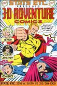 3-D Adventure Comics #1