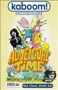 Kaboom! Summer Blast Free Comic Book Day #2013 Variation A