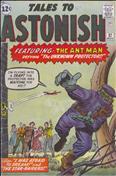 Tales to Astonish (Vol. 1) #37