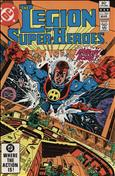The Legion of Super-Heroes (2nd Series) #285