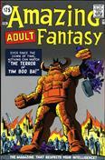 Amazing Fantasy Omnibus #1 Hardcover
