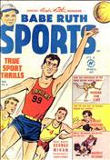 Babe Ruth Sports Comics #6