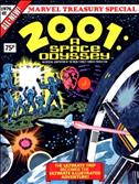 2001, A Space Odyssey (UK Edition) Special Edition #1