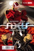 Avengers & X-Men: Axis #2 Variation A